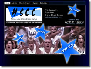 Minnesota Show Choir Camp